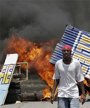 Hell Up In Haiti