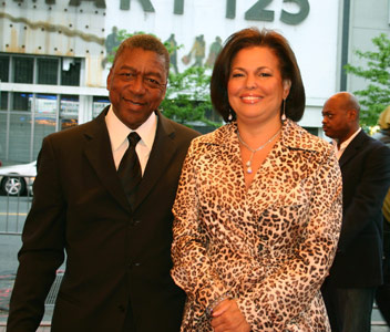 B.E.T Founder Bob Johnson &  CEO Debra Lee who are taking stiff criticism for the amount sex and violence teens are bombared with from their network.