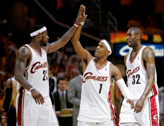 (AP) For more than two months since a colossal trade dismantled the defending Eastern Conference champions, Cleveland has waited for the game where its team of mixed parts and new faces finally molded into a legitimate NBA title contender.