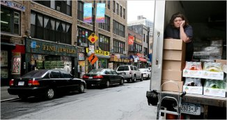 "THE REAL THING Willoughby Street in Downtown Brooklyn could get big exposure if MTV locates ""The Real World"" in the area."