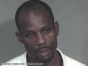 Rapper DMX was arrested Friday on drug and animal cruelty charges after attempting to barricade himself inside his Arizona home, sheriffs deputies said.