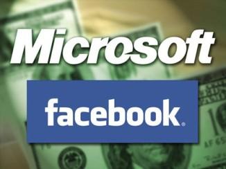 Microsoft looking at Facebook