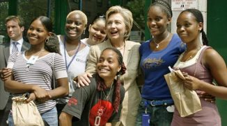 Hillary amongst once loyal supporters
