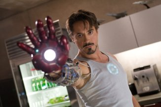 """Iron Man\"" was pure gold at the box office. The Marvel Comics adaptation, starring Robert Downey Jr. as the guy in the metal suit, hauled in $100.7 million during its opening weekend and $104.2 million since debuting Thursday night, the second-best premiere ever for a nonsequel, according to studio estimates Sunday."