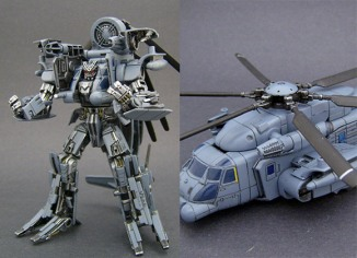 "Blackout, one of the first Transformers shown on screen during the 2007 live-action movie, sold for the highest figure any of Saotome\'s custom figures have garnered to date. The Deceptacon went for a whopping $3,400. ""I don\'t think I could top that again,\"" said Saotome, who\'s built up a large base of fans who appreciate his tweaked superheroes. \""Those results aren\'t typical for this field. Saotome sells all his custom designs on eBay, and prefers to let bidders decide what each figurine is worth rather than setting a minimum price."