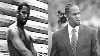 """Prosecutors played the sex tape at the center of R. Kelly\'s child pornography trial in open court Tuesday, just hours after opening statements in which they accused the R&B singer of choreographing and starring in a video featuring \""""vile, disturbing and disgusting sex acts\"""" with an underage girl."""
