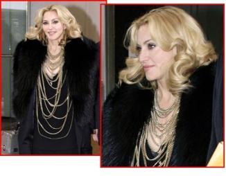 Madonna pimpin\'