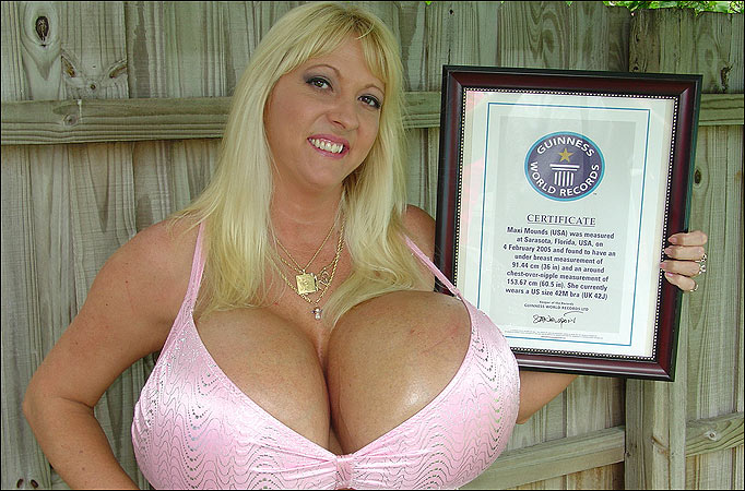 Pornstar Banned From Biggest Boob Record | STREET KNOWLEDGE