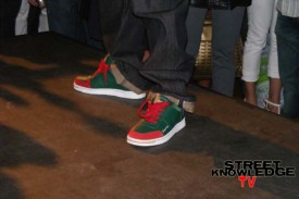 Tanqueray sneaks