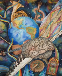 Jamming to Brain Waves?