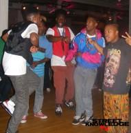 Retro Kids on dancefloor