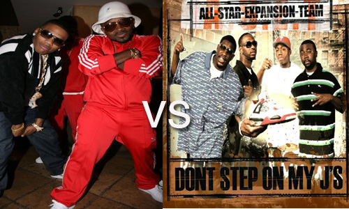 Did Nelly and Jermaine Dupri steal their song \'Stepped on My J\'z\' from Memphis group A.S.E.T ?