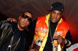 Jay Z and Young Jeezy