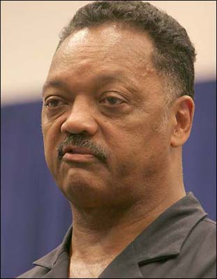 "The Rev. Jesse Jackson issued an apology to Barack Obama Wednesday for making what he called a ""crude and hurtful"" remark about the Illinois senator's recent comments directed toward some members of the black community."