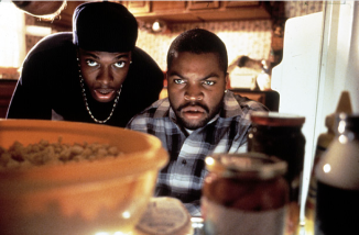 The weed classic Friday which launched the career of ]cig-a-weed comedian Chris Tucker.