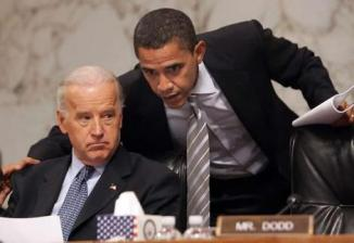 Barack Obama & Joe Biden says criminal violations will be pursued if they are elected in November.