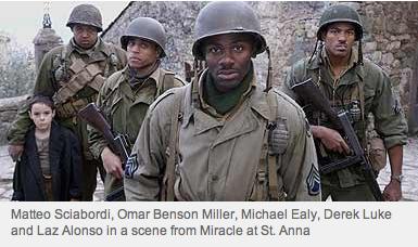 italian war veterans denounce �insulting� spike lee film