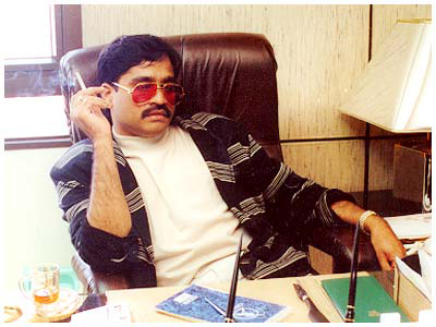 authorities suspect ties to renowned gangster Dawood Ibrahim