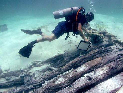The remains of a vessel that sank off the Turks and Caicos Islands in 1841 was finally identified as the Spanish slave ship Trouvadore. One researcher said it is the only known wreck of a ship that was involved in the illegal slave trade.