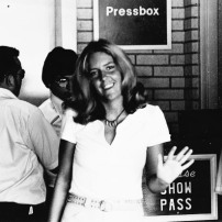Working as a sportswriter, Samantha Stevenson first met Julius Erving in the late 1970s.
