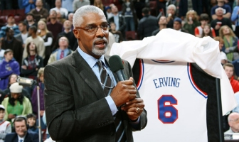 Beloved for his basketball accomplishments, Julius Erving feared repercussions over the truth about his daughter.