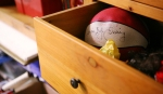Alexandra's autographed basketball contained hints of her feelings for Julius.
