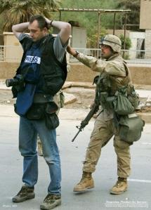 IRAQ-US-MEDIA-JOURNALISTS