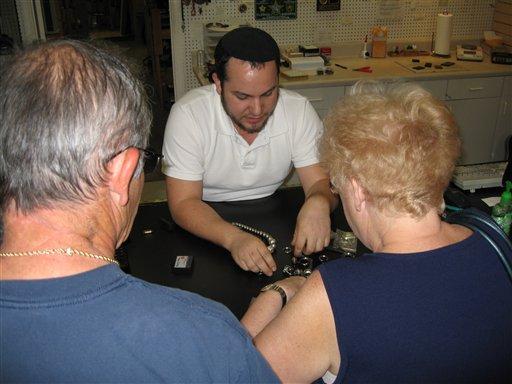 Madoff Pawn Shop