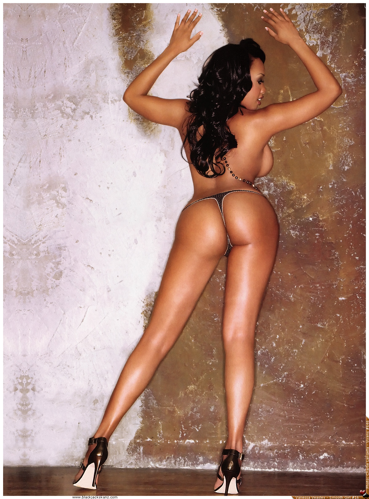 Vanessa Veasley Naked 69