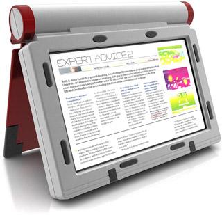 e-book-concept-design-a