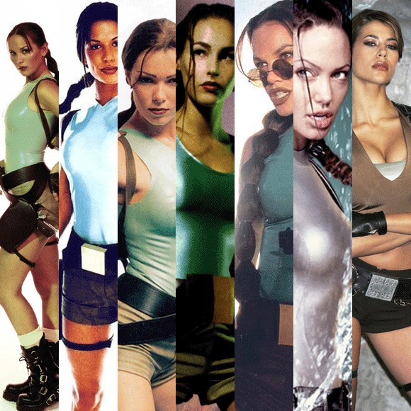 Lara Croft is set to follow in Indiana Jones' footsteps, and make a return ...