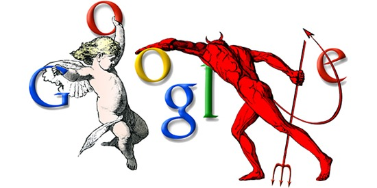 googlehellevil