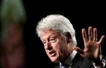 Bill Clinton: Former U.S. president