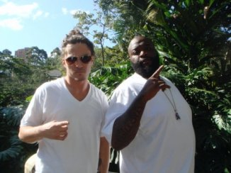 Rick Ross & Avery Storm in Medellin, Colombia