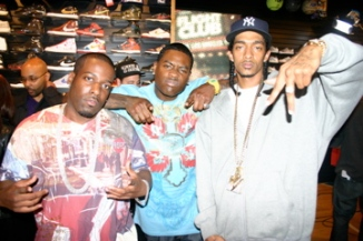 Willy Northpole, Memph Hitz & Nipsey Hussle