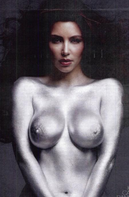 Kim kardashian mother nude pics