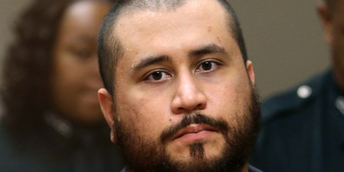 APTOPIX Zimmerman Arrested