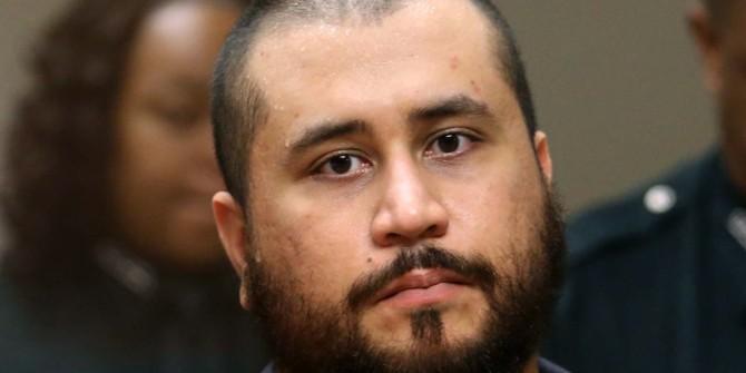APTOPIX Zimmerman Arrested